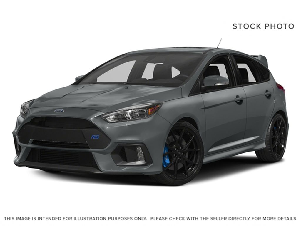 Gray[Stealth Gray] 2016 Ford Focus RS