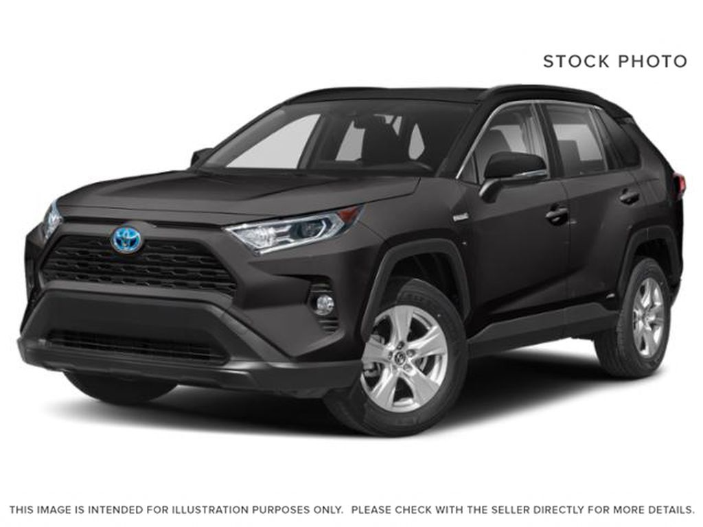 Gray[Magnetic Grey Metallic w/Black Roof] 2021 Toyota RAV4