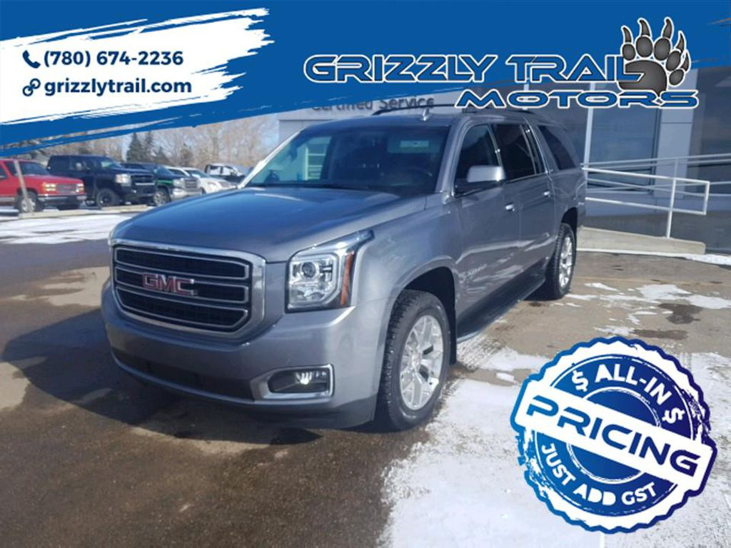 Steel 2019 GMC Yukon XL