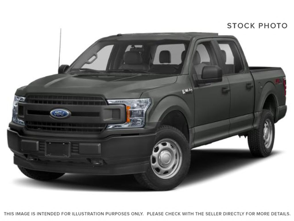 Gray[Magnetic] 2018 Ford F-150