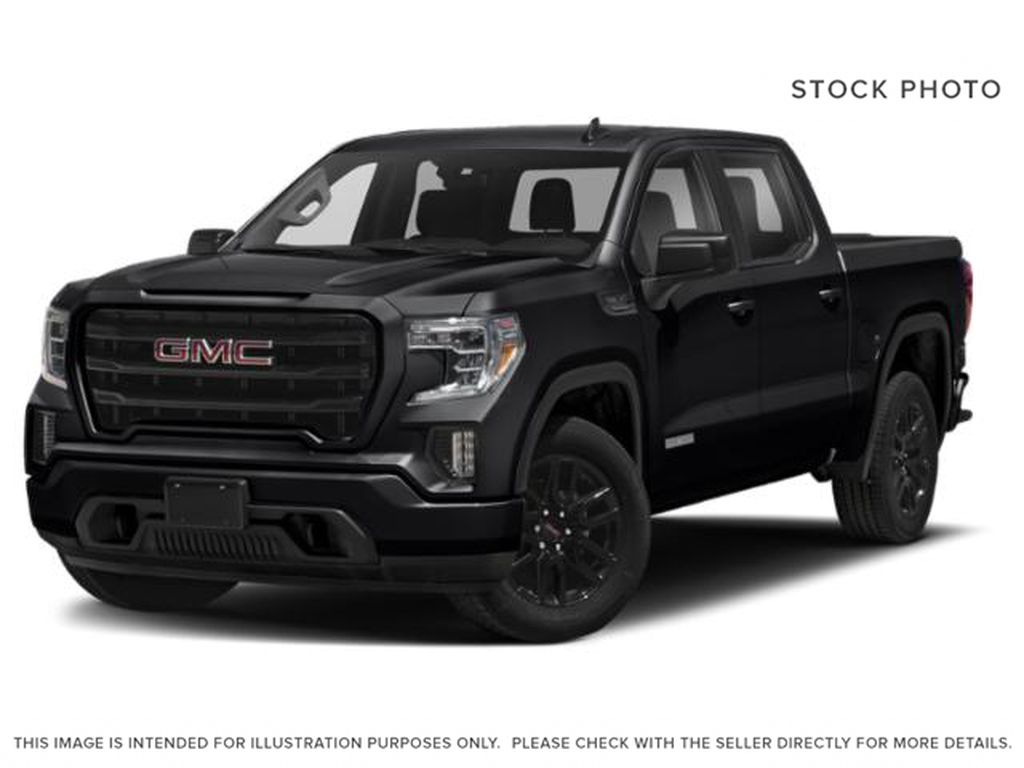 Black[Ebony Twilight Metallic] 2021 GMC Sierra 1500 Elevation
