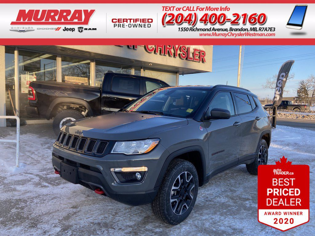 Gray[Granite Crystal Metallic] 2020 Jeep Compass