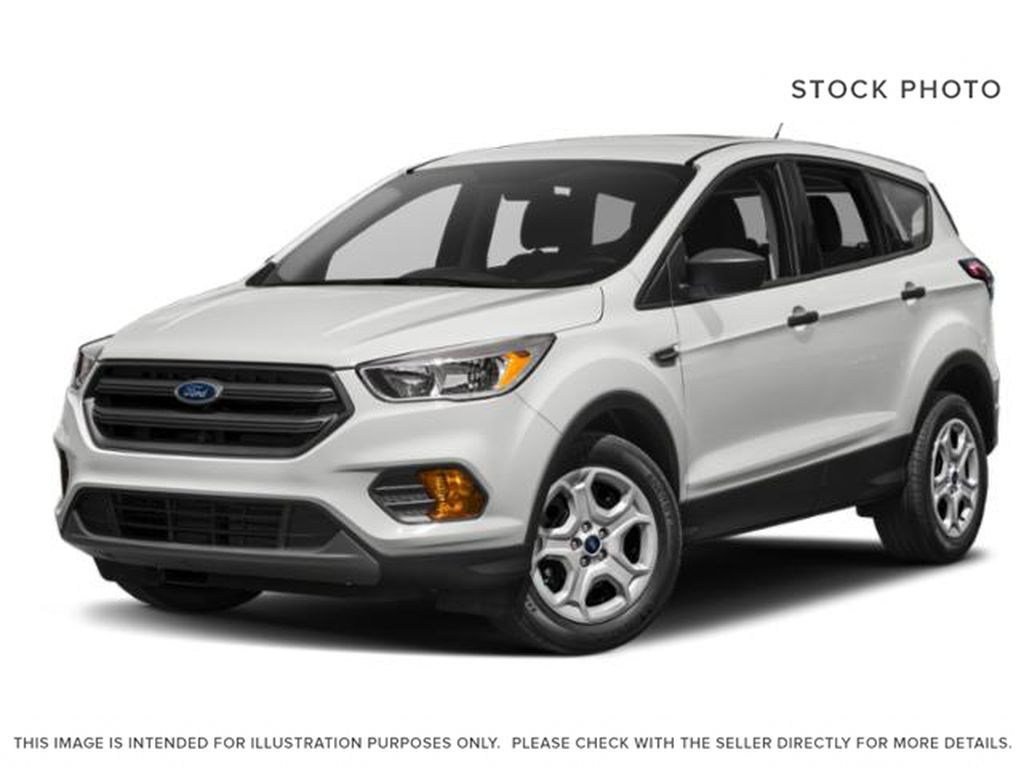 Black[Shadow Black] 2018 Ford Escape