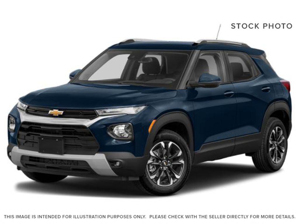 Blue[Midnight Blue Metallic] 2021 Chevrolet Trailblazer