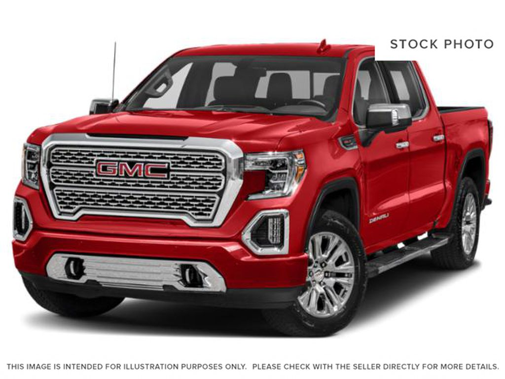 Red[Cayenne Red Tintcoat] 2021 GMC Sierra 1500