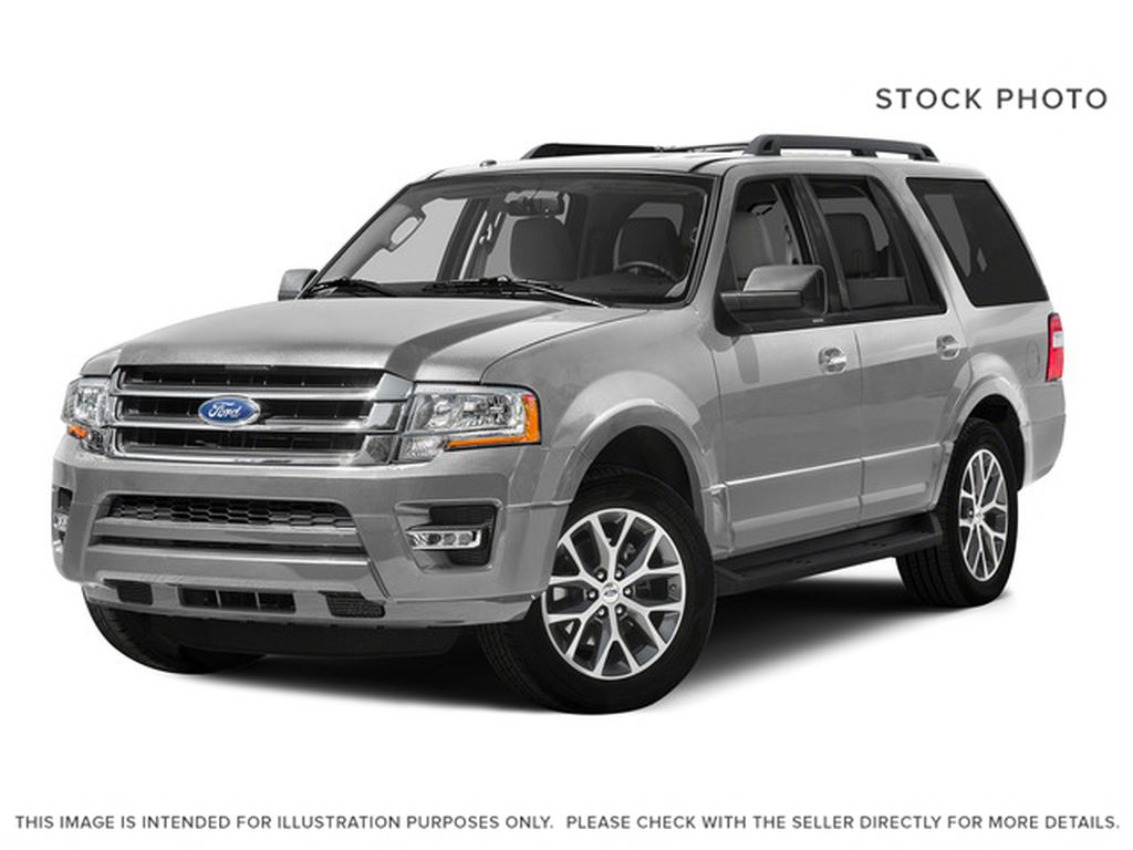 Silver[Ingot Silver Metallic] 2015 Ford Expedition Limited