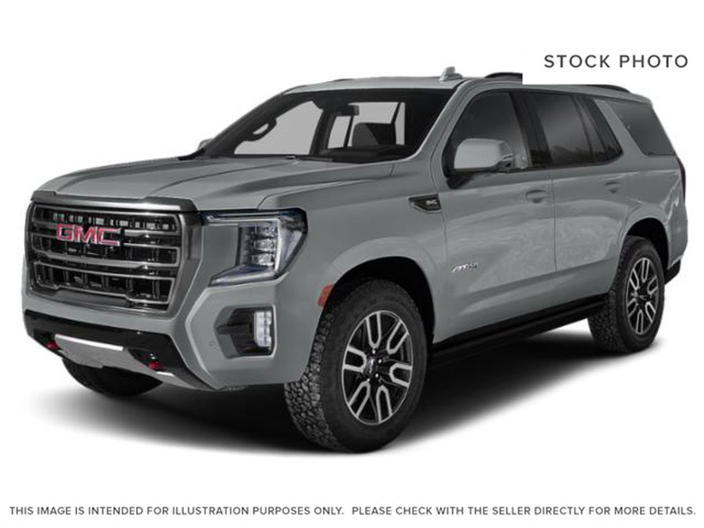 Gray[Satin Steel Metallic] 2021 GMC Yukon
