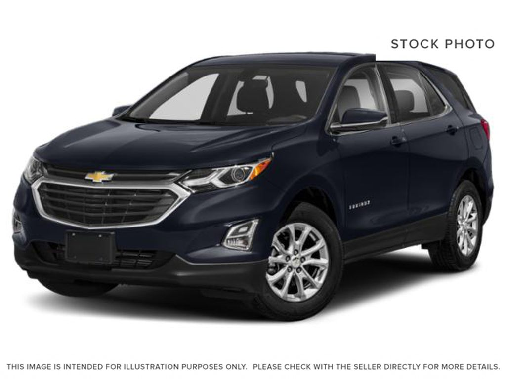 Blue[Midnight Blue Metallic] 2021 Chevrolet Equinox LT