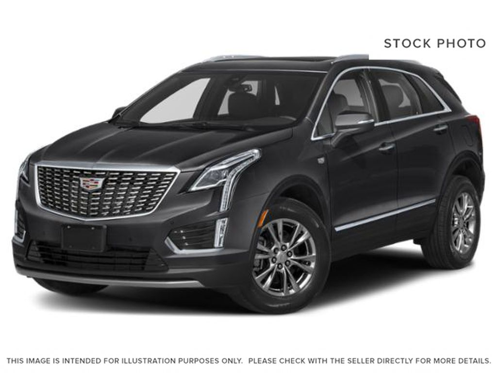 Gray[Shadow Metallic] 2021 Cadillac XT5
