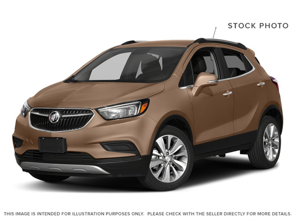 Grey 2017 Buick Encore