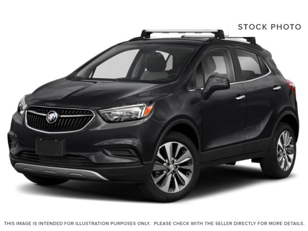 Black[Ebony Twilight Metallic] 2021 Buick Encore