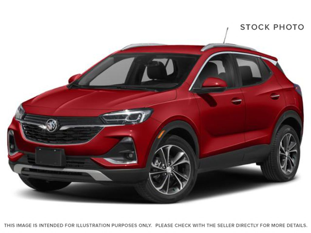 Red[Chili Red Metallic] 2021 Buick Encore GX
