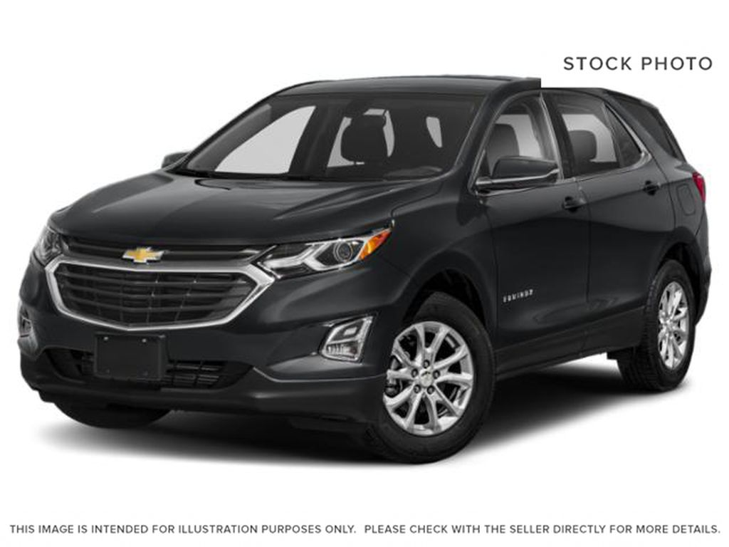 Gray[Nightfall Gray Metallic] 2018 Chevrolet Equinox