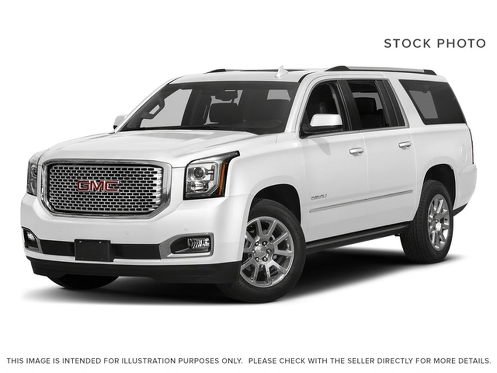 White[Summit White] 2018 GMC Yukon XL