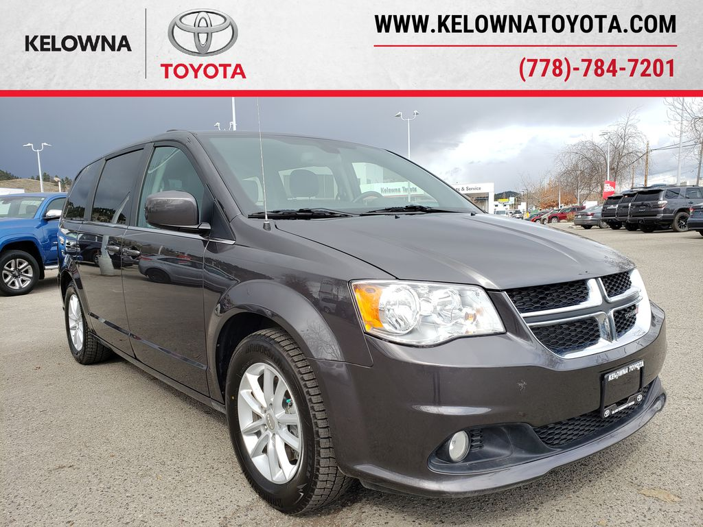 Gray[Granite Crystal Metallic] 2019 Dodge Grand Caravan