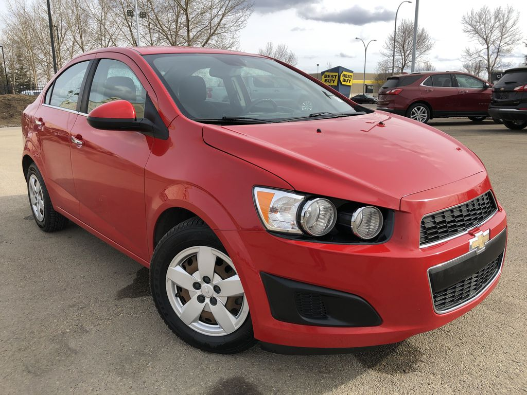 Red[Victory Red] 2012 Chevrolet Sonic