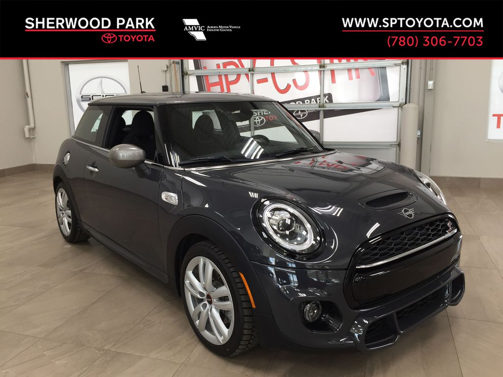 Gray[Emerald Grey] 2020 MINI Cooper S