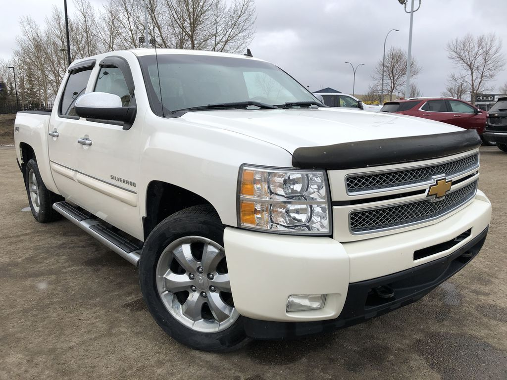 White[White Diamond Tri-coat] 2012 Chevrolet Silverado 1500