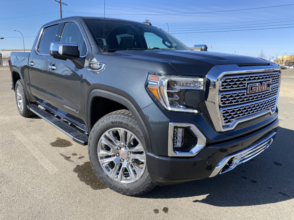 Green[Hunter Metallic] 2021 GMC Sierra 1500