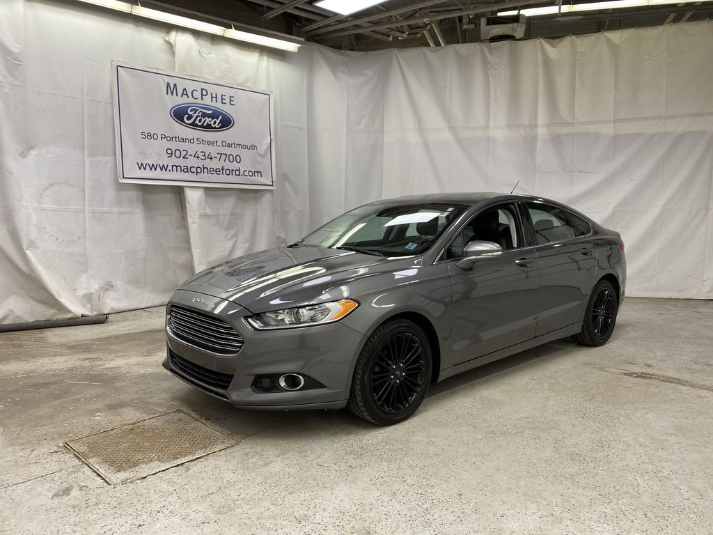 MAGNETIC 2014 Ford Fusion