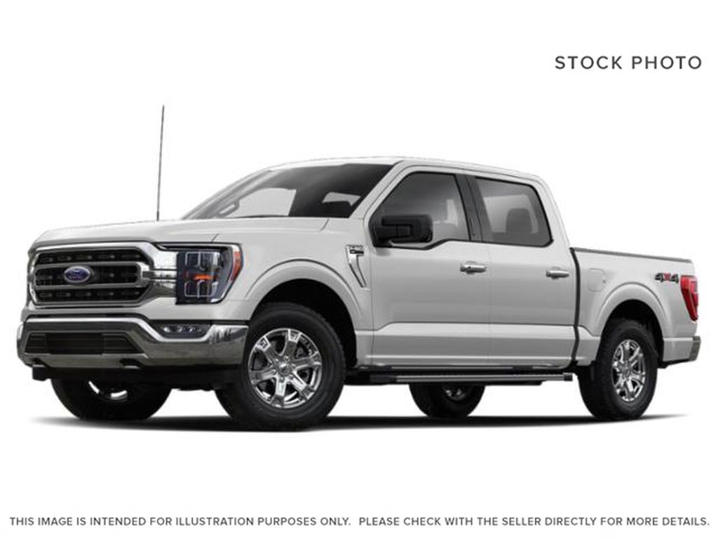 White[Oxford White] 2021 Ford F-150