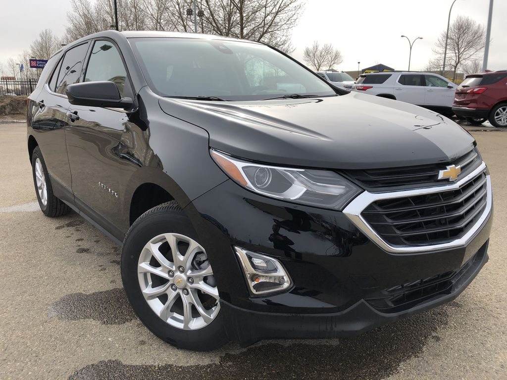 Black[Mosaic Black Metallic] 2020 Chevrolet Equinox