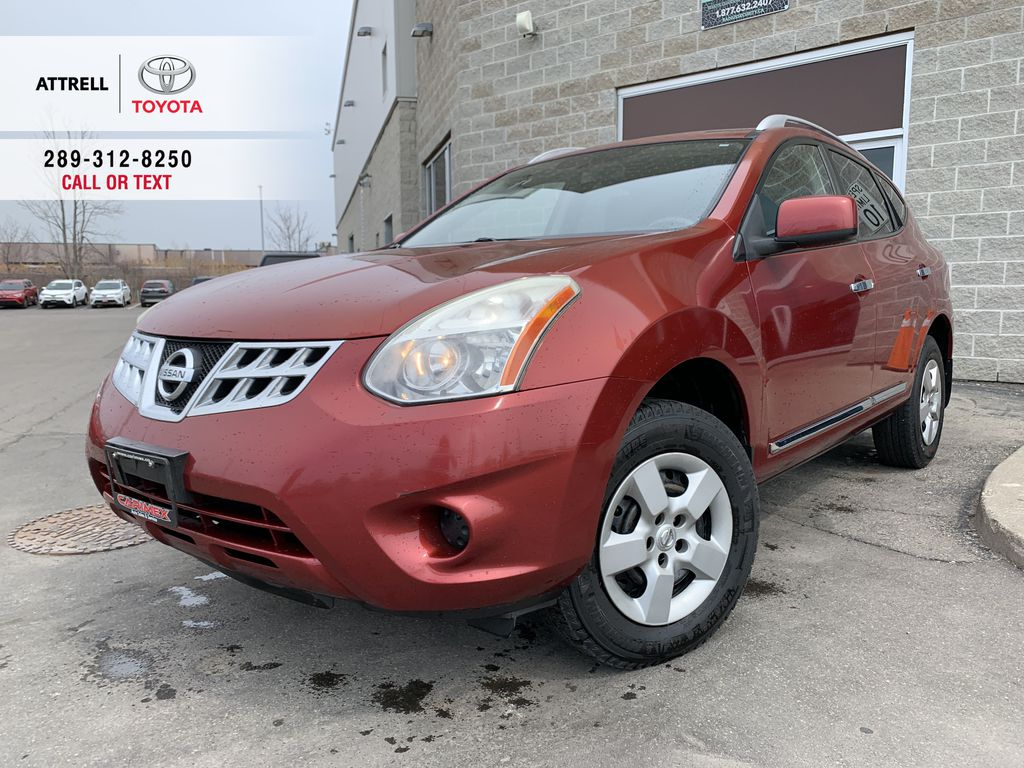 Red[Ignition Red Pearl] 2011 Nissan Rogue
