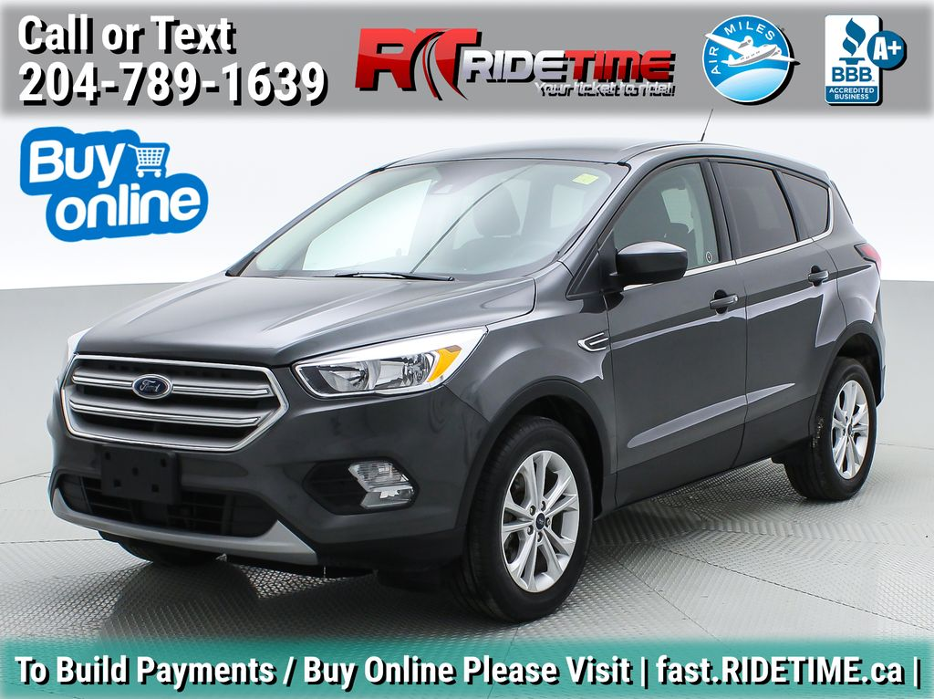 Gray[Magnetic] 2019 Ford Escape SE 4WD - Heated Seats, Backup Camera, MyFord Touch