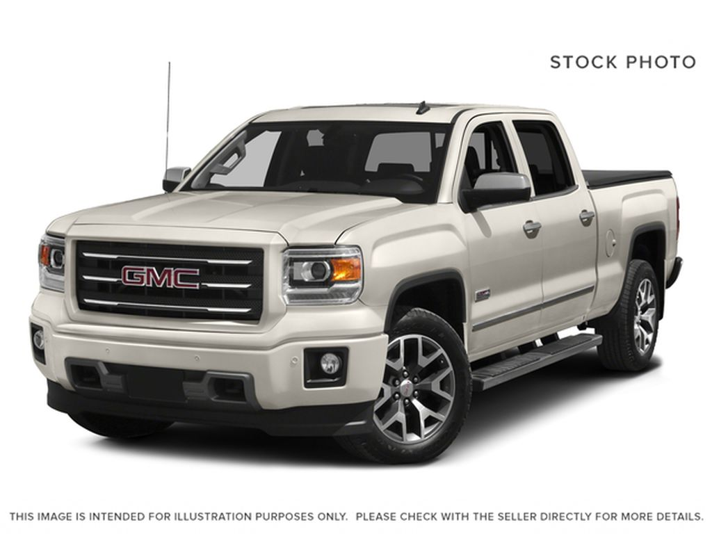 Silver[Quicksilver Metallic] 2015 GMC Sierra 1500
