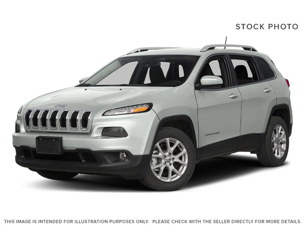 White[Bright White] 2016 Jeep Cherokee