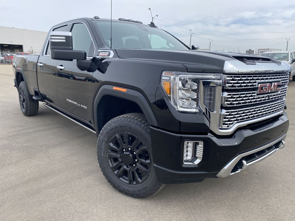 Black[Ebony Twilight Metallic] 2021 GMC Sierra 3500HD