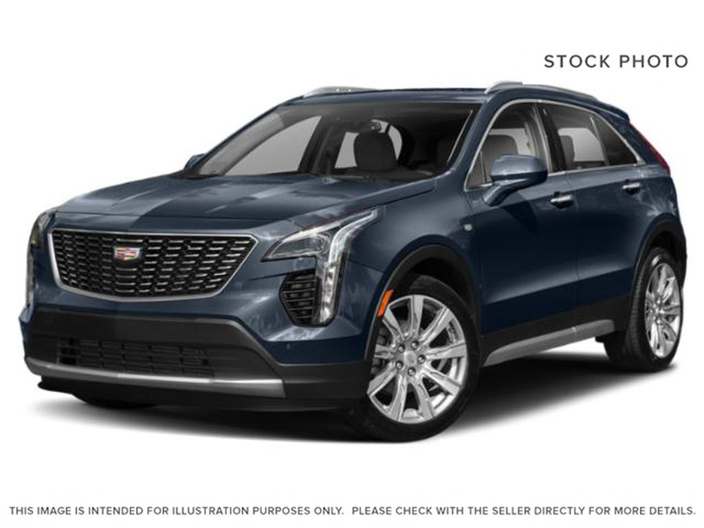 Blue[Twilight Blue Metallic] 2021 Cadillac XT4