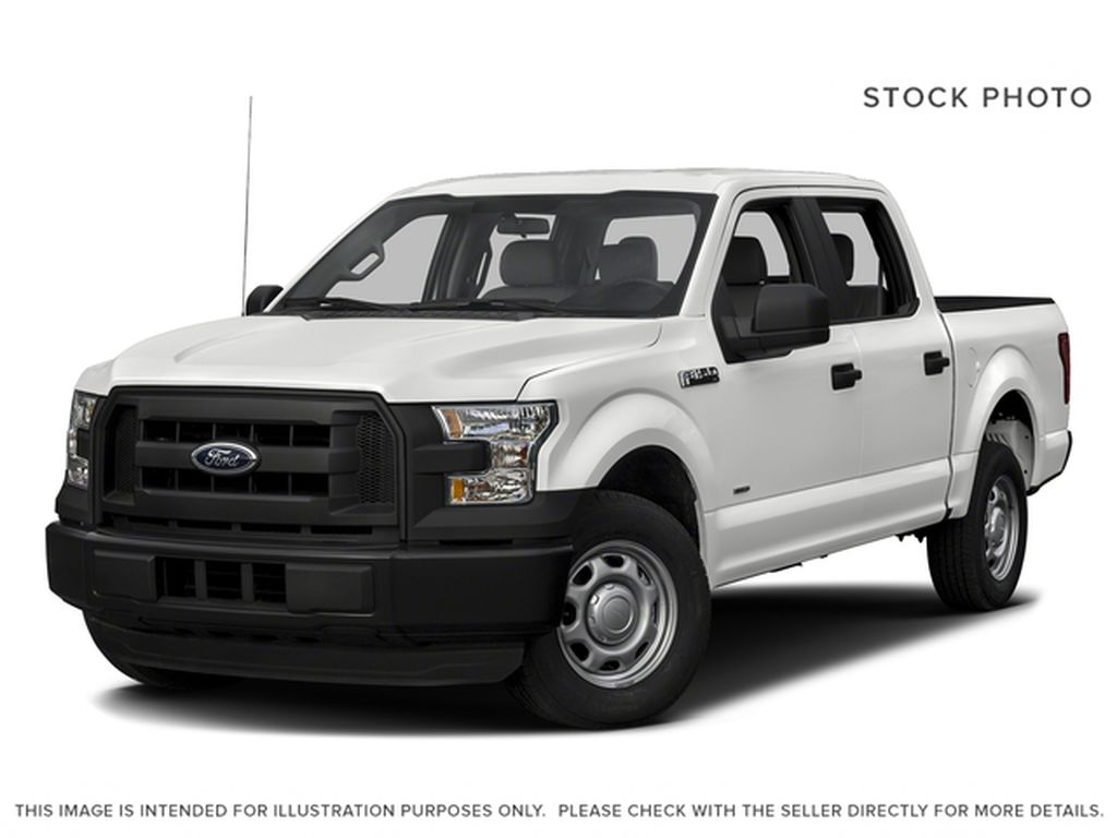 White[Oxford White] 2017 Ford F-150