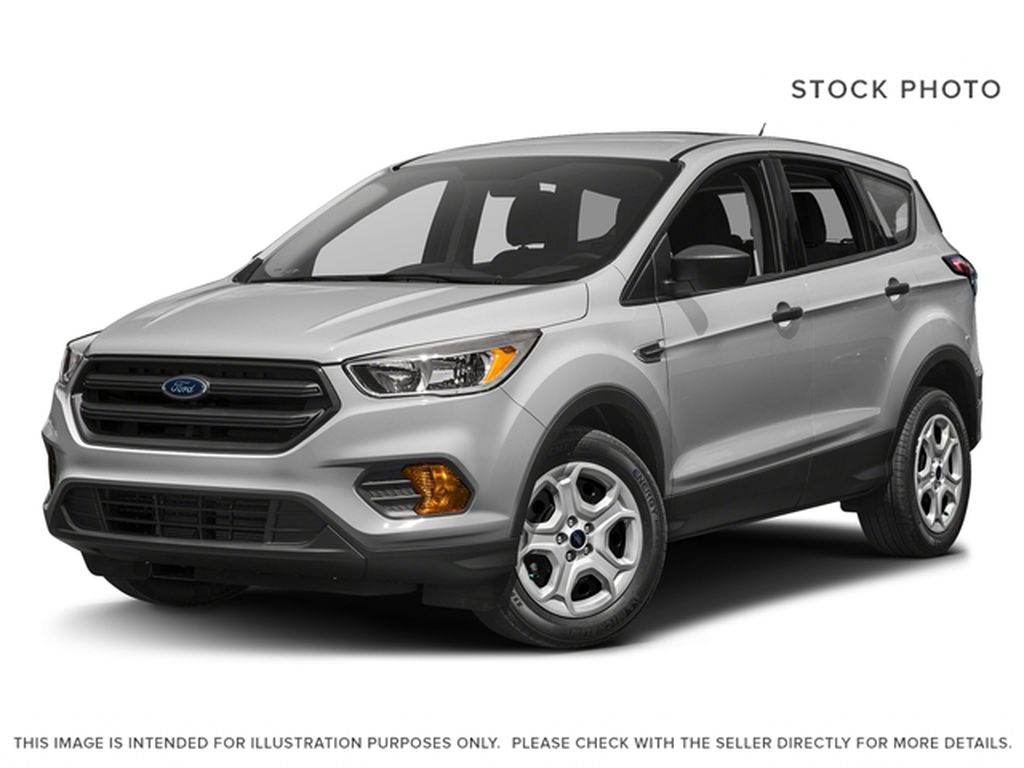 Silver[Ingot Silver] 2017 Ford Escape
