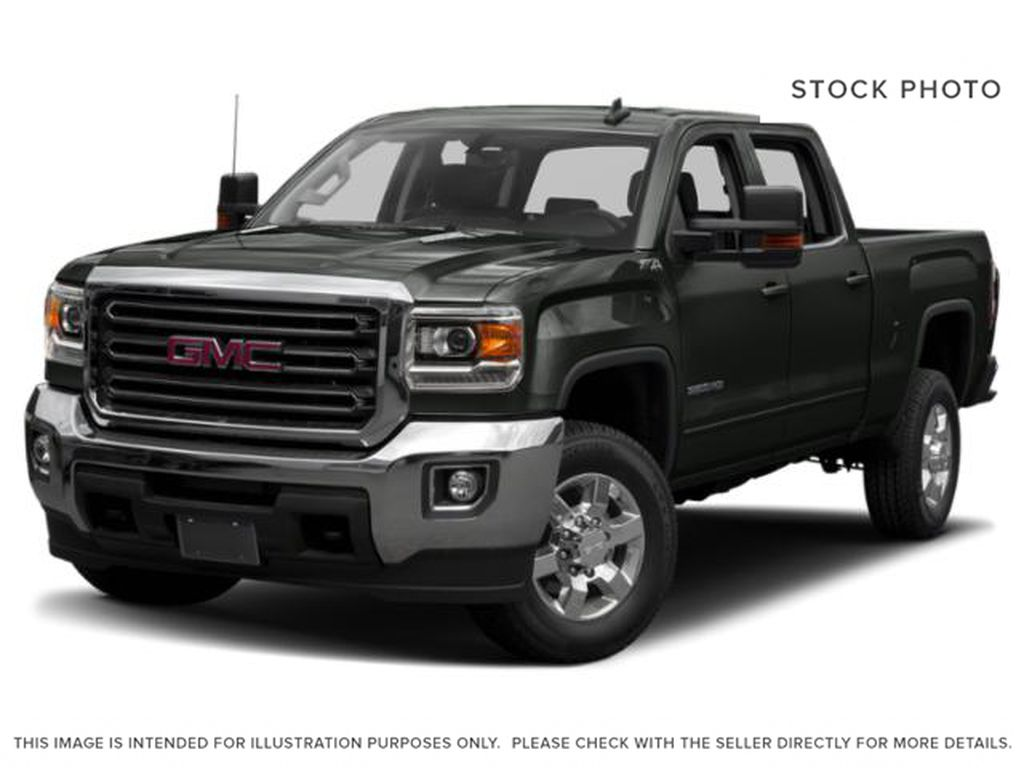 Gray[Dark Slate Metallic] 2018 GMC Sierra 3500HD