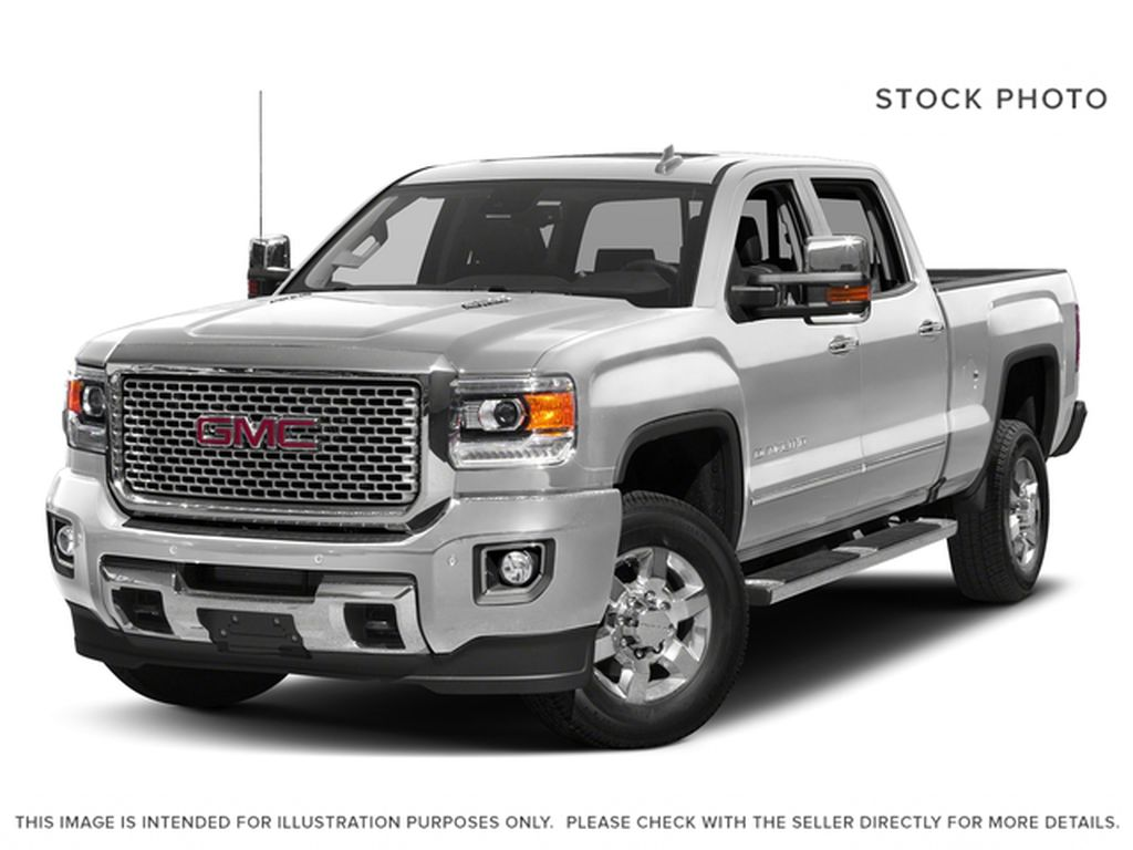 White[Summit White] 2017 GMC Sierra 3500HD