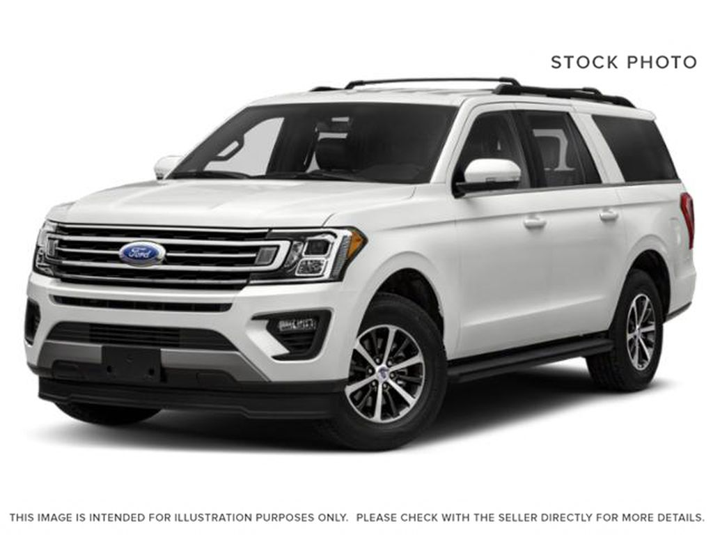 White[White Platinum Metallic Tri-Coat] 2018 Ford Expedition