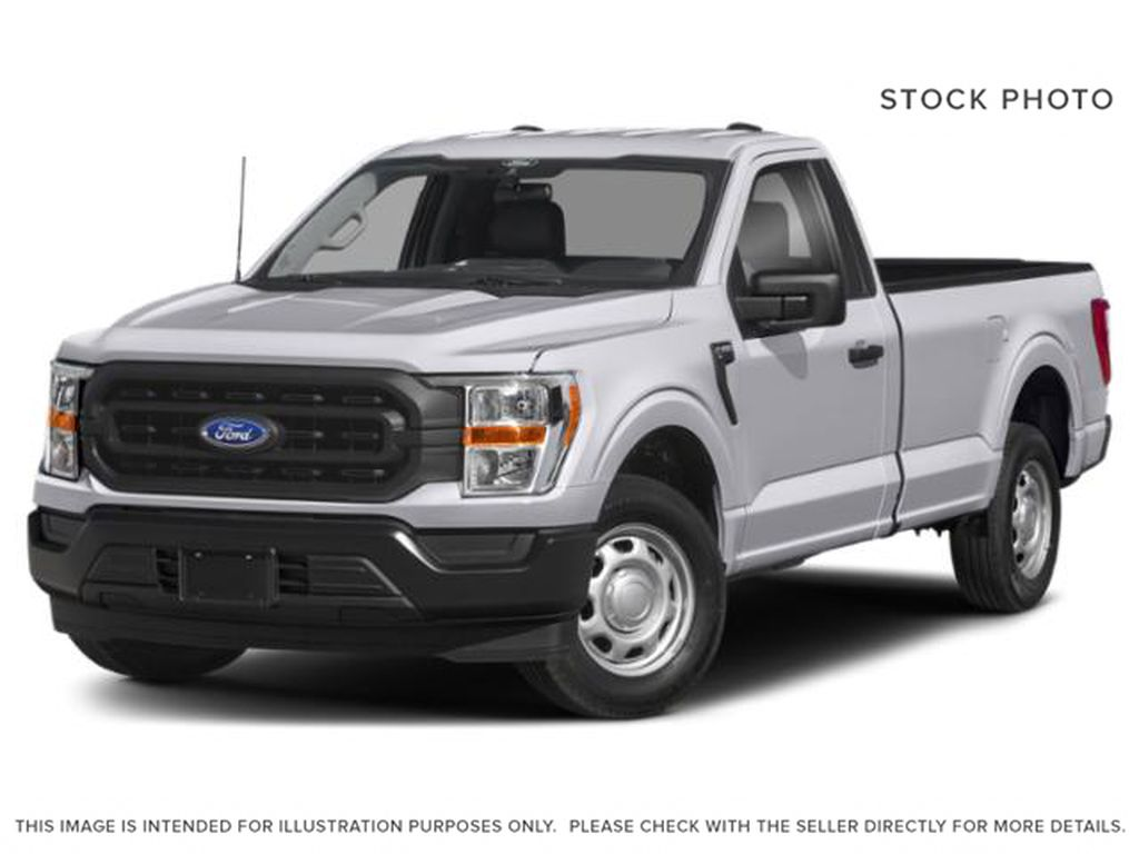 Silver[Iconic Silver Metallic] 2021 Ford F-150