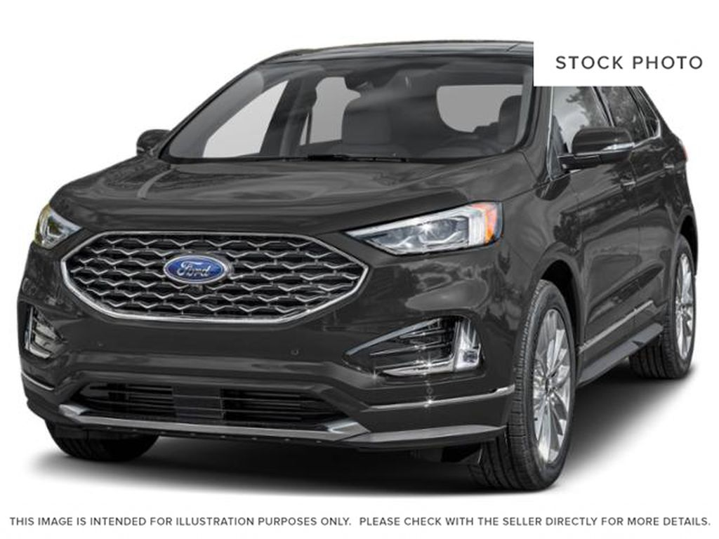 Gray[Carbonized Grey Metallic] 2021 Ford Edge