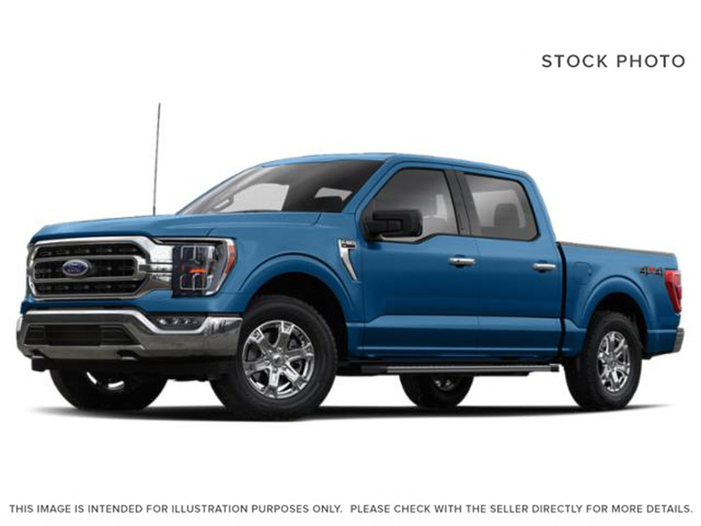 Blue[Antimatter Blue Metallic] 2021 Ford F-150