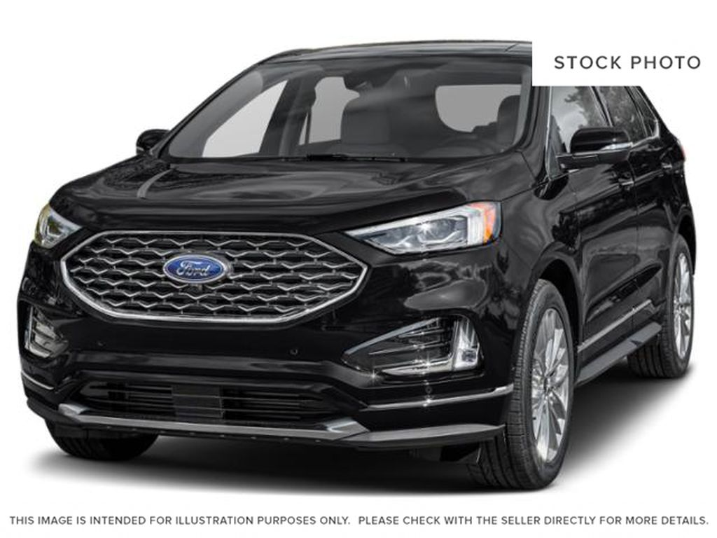 Black[Agate Black] 2021 Ford Edge