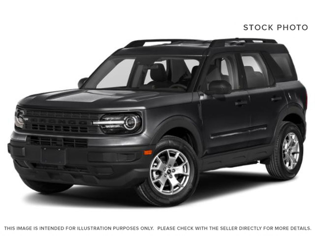 Black[Shadow Black] 2021 Ford Bronco Sport