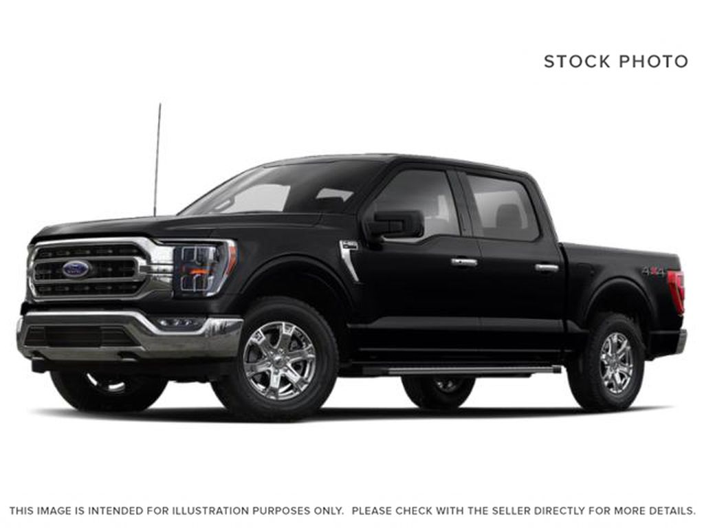 Black[Agate Black Metallic] 2021 Ford F-150
