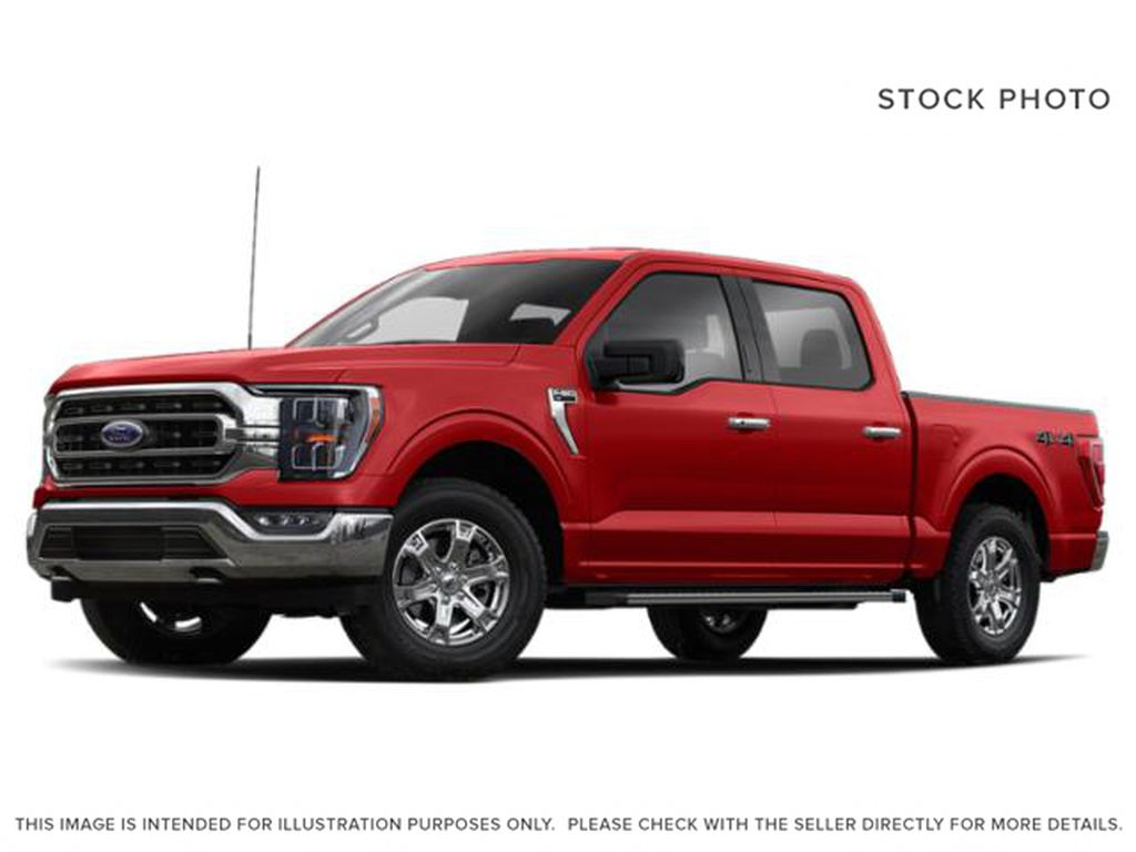 Red[Race Red] 2021 Ford F-150