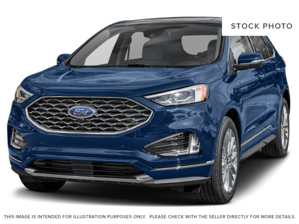 Blue[Atlas Blue Metallic] 2021 Ford Edge