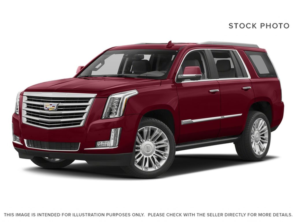 Gray[Dark Granite Metallic] 2017 Cadillac Escalade