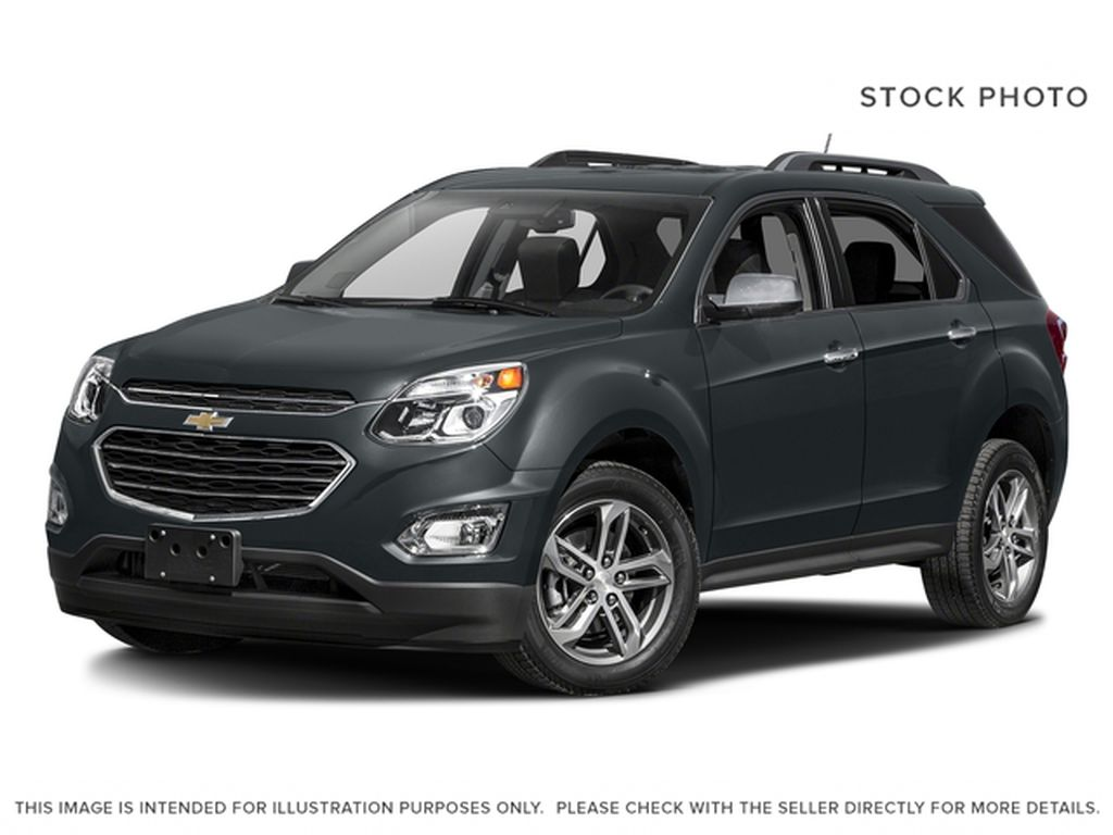 Gray[Nightfall Grey Metallic] 2017 Chevrolet Equinox