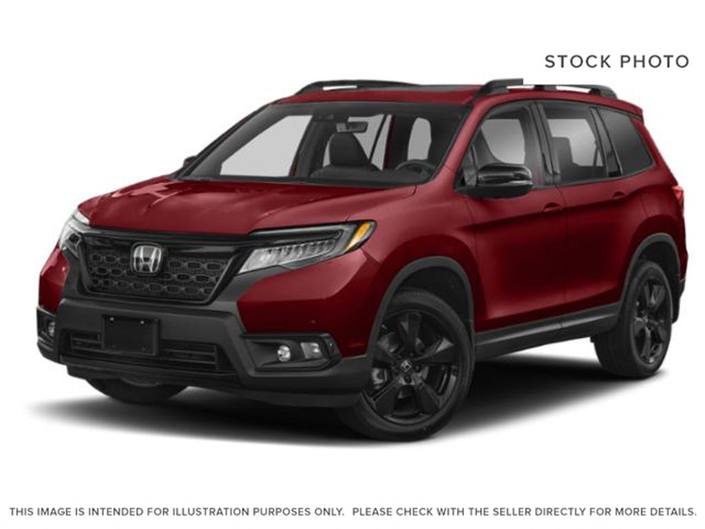 RED - R-561P 2021 Honda Passport