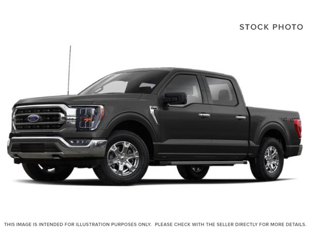 Gray[Carbonized Grey Metallic] 2021 Ford F-150