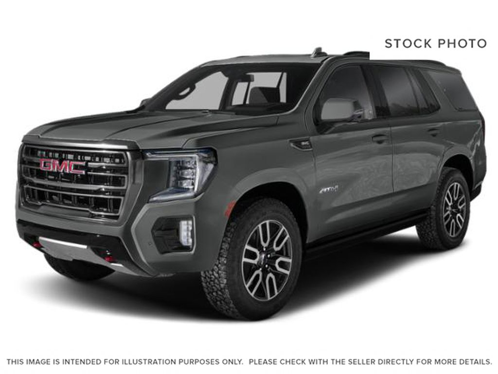 Gray[Dark Sky Metallic] 2021 GMC Yukon AT4